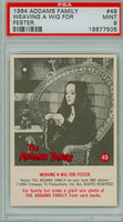 1964 Addams Family 49 Weaving a Wig For Fester PSA 9 Mint