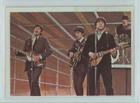 1964 Beatles Color 44 The Beatles On Stage Excellent