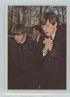 1964 Beatles Color 58 Paul and Ringo Near-Mint