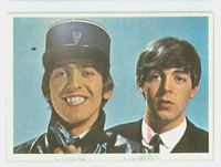 1964 Beatles Diary 20 Paul and George Excellent to Mint