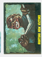 1964 Outer Limits O-Pee-Chee 14 Hunting New Victims Excellent