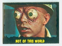 1964 Outer Limits O-Pee-Chee 17 Not of the World Excellent to Mint