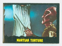 1964 Outer Limits O-Pee-Chee 39 Martian Torture Excellent to Mint