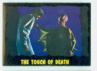 1964 Outer Limits O-Pee-Chee 40 Touch of Death Excellent to Mint