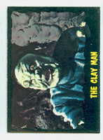 1964 Outer Limits O-Pee-Chee 45 The Clay Man Excellent