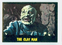 1964 Outer Limits O-Pee-Chee 45 The Clay Man Excellent to Mint