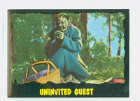 1964 Outer Limits O-Pee-Chee 48 Uninvited Guest Excellent to Mint