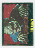 1964 Outer Limits O-Pee-Chee 49 The Escape Very Good