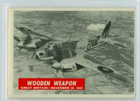 1965 War Bulletin 14 Wooden Weapon Excellent to Mint