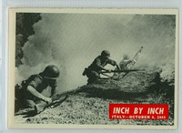 1965 War Bulletin 26 Inch by Inch Excellent to Mint
