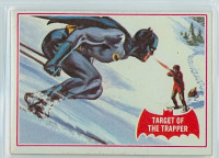 1966 Batman Red 4 Target of the Trapper Excellent to Mint