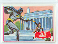 1966 Batman Red 17 Link to Lincoln Excellent