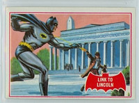 1966 Batman Red 17 Link to Lincoln Excellent to Mint
