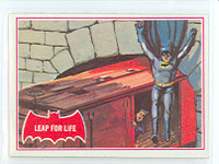 1966 Batman Red 19 Leap for Life Excellent to Mint