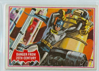 1966 Batman Red 29 Danger from 25th Century Good to Very Good  [SKU:Y66_BATRED_029a_2gvgsb]
