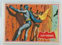1966 Batman Red 36 Cliff Hangers Excellent to Mint  [SKU:Y66_BATRED_036a_6exmsb]