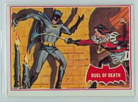 1966 Batman Red 41 Duel of Death Very Good to Excellent  [SKU:Y66_BATRED_041a_4vgesb]
