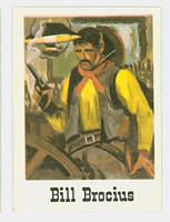 1966 Good - Bad Guys 18 Bill Brocius Excellent to Mint