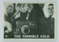 1966 Lost In Space 46 Terrible Cold Excellent to Mint