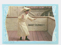 1968 Flying Nun 21 Short Runway Near-Mint to Mint