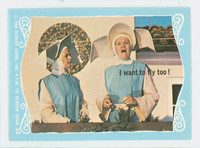 1968 Flying Nun 33 I Want To Fly Near-Mint to Mint