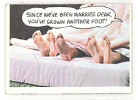 1968 Laugh-In 26 You've Grown Another Foot Very Good