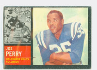 1962 Topps Football 4 Joe Perry Baltimore Colts Very Good to Excellent