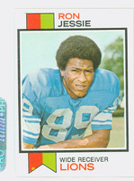 1973 Topps Football 151 Ron Jessie ROOKIE Detroit Lions Excellent to Mint