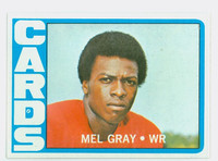 1972 Topps Football 112 Mel Gray ROOKIE St. Louis Cardinals Near-Mint