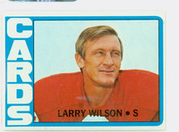 1972 Topps Football 205 Larry Wilson St. Louis Cardinals Near-Mint