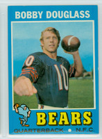 1971 Topps Football 54 Bobby Douglass ROOKIE Chicago Bears Near-Mint Plus