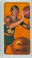 1970 Topps Basketball 13 Pat Riley ROOKIE Portland Trail Blazers Excellent to Excellent Plus