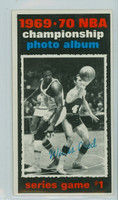 1970 Topps Basketball 168 Finals Game 1 Excellent to Mint