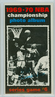 1970 Topps Basketball 173 Finals Game 6 Excellent to Mint