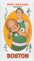 1969 Topps Basketball 82 Don Nelson ROOKIE Boston Celtics Excellent to Mint