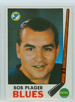 1969-70 Topps Hockey 13 Bob Plager St. Louis Blues Excellent