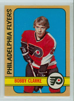 1972-73 OPC Hockey 14 Bobby Clarke Philadelphia Flyers Near-Mint Plus