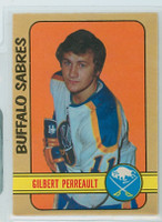 1972-73 OPC Hockey 136 Gil Perreault Buffalo Sabres Excellent to Mint
