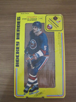 1975 Stand Up Hockey Denis Potvin New York Islanders Near-Mint to Mint