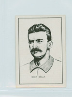 1950 Callahan HOF Mike Kelly Boston Red Sox Excellent to Mint