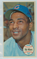 1964 Topps Giants 52 Billy Williams Chicago Cubs Near-Mint