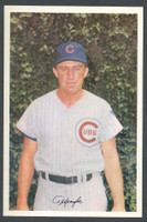 1969 Cubs Jewel Food 18 Al Spangler Chicago Cubs Near-Mint to Mint