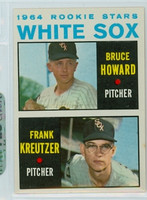 1964 Topps Baseball 107 White Sox Rookies Excellent to Mint