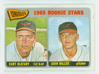 1965 Topps Baseball 49 Orioles Rookies Good to Very Good
