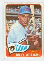 1965 Topps Baseball 220 Billy Williams Chicago Cubs Very Good