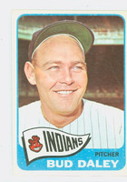 1965 Topps Baseball 262 Bud Daley Cleveland Indians Excellent to Mint