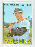 1967 Topps Baseball 40 Rick Reichardt California Angels Excellent to Mint