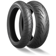 Bridgestone BT023 12070ZR17/18055ZR17 PAIR