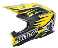 Wulfsport Advance MX Helmet