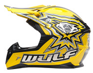 Wulfsport Flite Extra Kids Helmet